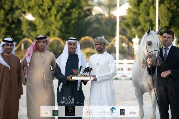 «البراقة» و «فلك» و «أسياد» يحلقون بـ «عجمان» عالياً في ختام الإمارات الوطنية 2020