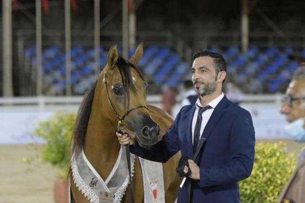 """""""أورا الجزلة"""" تهدي الاوراسية لقب فضي ببطولة العيد الوطني البحريني"""