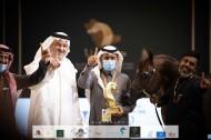 صور مقتطفة من اليوم الثالث لبطولة المملكة لجمال الخيل العربية (كحيلة) 2021