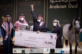 نتائج اليوم الثالث لبطولة المملكة لجمال الخيل العربية (كحيلة) 2021