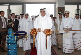 حمدان بن راشد يفتتح بطولة دبي للجواد العربي ومعرض دبي الدولي للخيل
