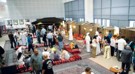 اختتام معرض دبي الدولي للخيل بنجاح كبير