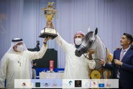 مربط دبي يحصد نصف ذهب دولية دبي 2021 الدولية و4 فضيات وبرونزية