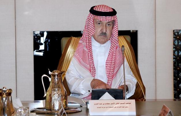 الأمير سطام يقر توسعة مركز الملك عبدالعزيز للخيل العربية الأصيلة