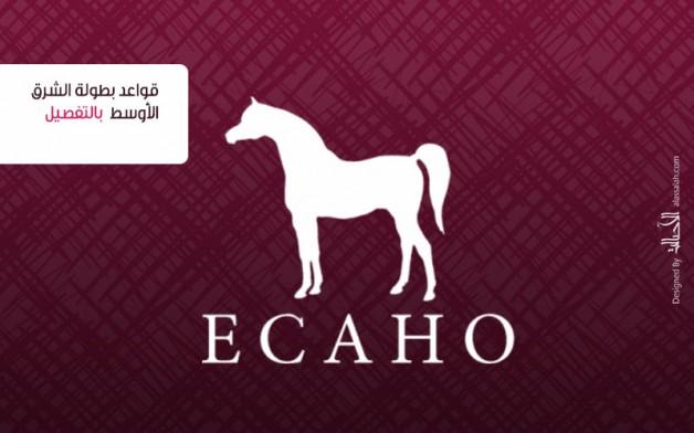 إضاءات على الكتاب الأزرق2020 للإيكاهو.. قواعد بطولة الشرق الأوسط بالتفصيل
