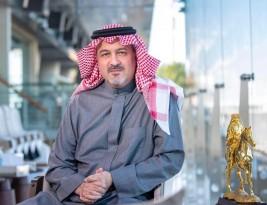 صاحب السمو الملكي الأمير بندر بن خالد الفيصل رئيس هيئة الفروسية، ورئيس مجلس إدارة نادي سباقات الخيل