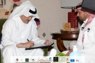 بندر بن خالد الفيصل: يقدم دعم لبطولة الإنتاج المحلي بمبالغ مالية وسيارات .. والمنظم يعد ببطولةمختلفة تماماً
