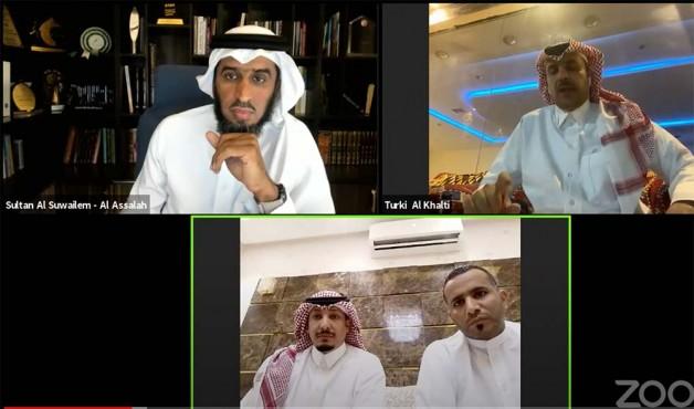 اللجنة المنظمة لبطولة الإنتاج المحلي ٢٠٢١ في لقاء مباشر عبر اليوتيوب تعلن تفاصيل البطولة – فيديو