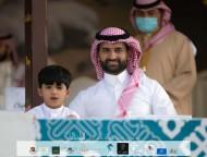 صور مقتطفة لليوم الثالث من بطولة الإنتاج المحلي ٢٠٢١ لجمال الخيل العربية بالرياض