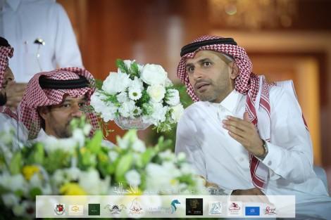 صور مقتطفة لليوم الختامي من بطولة الإنتاج المحلي ٢٠٢١ لجمال الخيل العربية بالرياض