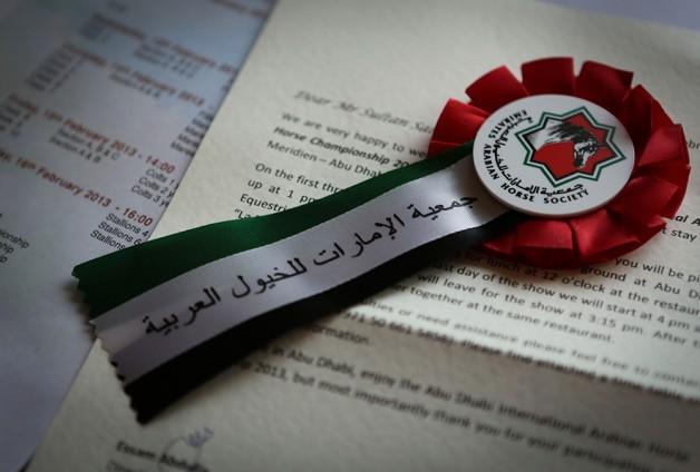 بدء التسجيل ببطولة ابوظبي الدولية لجمال الخيل العربية الأصيلة ٢٠١٤