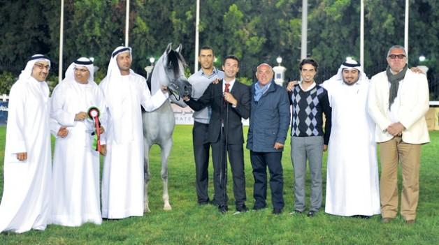 المهر دي مياس لمربط دبي يجمّل ختام اليوم الثالث