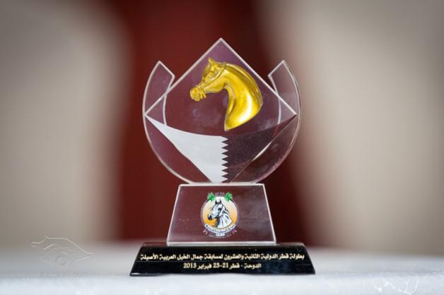 بطولة قطر الدولية الرابعة والعشرين لجمال الخيل العربية تفتتح اليوم