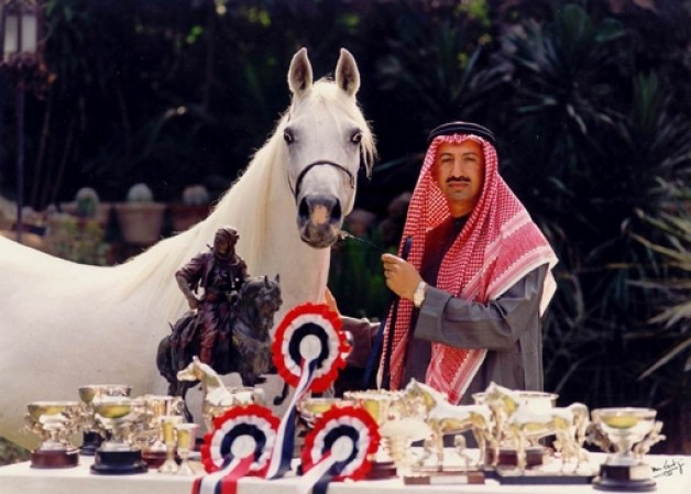 خالد بن لادن: الأخطاء المتراكمة والإهمال الجسيم من هيئة الخدمات البيطرية المصرية تسببت في حظر الجياد المصرية